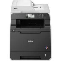 Brother MFC MFC-L8650CDW Laser Multifunction Printer - Colour - Plain Paper Print - Desktop