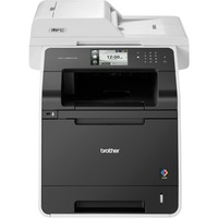 Brother MFC-L8850CDW Laser Multifunction Printer - Colour - Plain Paper Print - Desktop