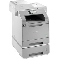 Brother MFC MFC-L9550CDWT Laser Multifunction Printer - Colour - Plain Paper Print - Desktop