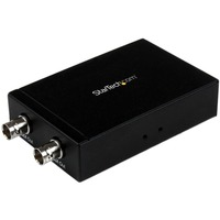StarTech.com HDMI to SDI Converter - HDMI to 3G SDI Adapter with Dual SDI Output - Functions: Video Conversion - 1920 x 1200HDMI - Component Video1 Pack