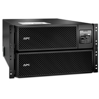 APC Smart-UPS On-Line Dual Conversion Online UPS - 8000 VA/8000 W - 6U Rack-mountable - 1.50 Hour Sealed Lead Acid - 5 Minute - 230 V AC - 1 x Hard Wire 3-wire (H N