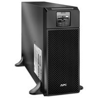 APC Smart-UPS On-Line Dual Conversion Online UPS - 6000 VA/6000 WTower - 3 Hour Sealed Lead Acid - 2 Minute - 230 V AC - 2 x IEC Jumper - Surge, 4 x IEC 60320 C19, 6
