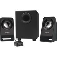 Logitech Z213 2.1 Speaker System - 7 W RMS - 65 Hz - 20 kHz