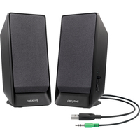 Creative A50 2.0 Speaker System - Black - USB
