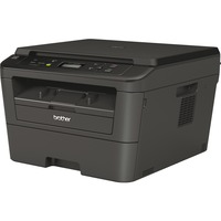 Brother DCP-L2520DW Laser Multifunction Printer - Monochrome - Plain Paper Print - Desktop