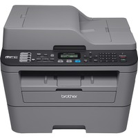Brother MFC MFC-L2700DW Laser Multifunction Printer - Monochrome - Plain Paper Print - Desktop