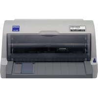 Epson LQ-630 Dot Matrix Printer - Monochrome