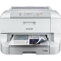 Epson WorkForce Pro WF-8010DW Inkjet Printer - Colour - 4800 x 1200 dpi Print - Plain Paper Print - Desktop