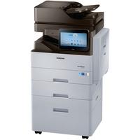 Samsung MultiXpress M4370LX Laser Multifunction Printer - Monochrome - Plain Paper Print - Desktop