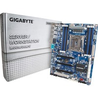 Gigabyte MW50-SV0 Workstation Motherboard - Intel C612 Chipset - Socket LGA 2011-v3 - ATX - 2 x Processor Support - 64 GB DDR4 SDRAM Maximum RAM - 2.13 GHz Memory Sp
