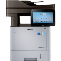Samsung MultiXpress M4580FX Laser Multifunction Printer - Monochrome - Plain Paper Print - Desktop