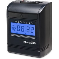 Acroprint 2 color Print Top loading Punch Clock ACP010270001