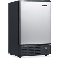Lorell 19-Liter Stainless Steel Ice Maker photo