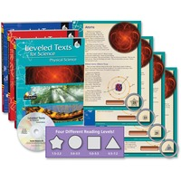 Shell Education Science Leveled Texts Book Set Education Printed/Elect 50587