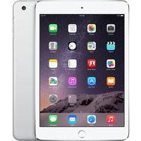 "Apple iPad mini 3 MGP42B/A 128 GB Tablet - 20.1 cm (7.9"") - Retina Display, In-plane Switching (IPS) Technology - Wireless LAN - Apple A7 - Silver"