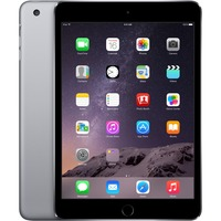 "Apple iPad mini 3 MGGQ2B/A 64 GB Tablet - 20.1 cm (7.9"") - Retina Display, In-plane Switching (IPS) Technology - Wireless LAN - Apple A7 - Space Gray"