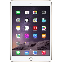 "Apple iPad mini 3 MGYE2B/A 16 GB Tablet - 20.1 cm (7.9"") - Retina Display, In-plane Switching (IPS) Technology - Wireless LAN - Apple A7 - Gold"