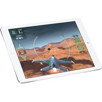 """Apple iPad Air MD794B/B 16 GB Tablet - 24.6 cm (9.7"""") - In-plane Switching (IPS) Technology, Retina Display - Wireless LAN - 4G - Apple A7 1.30 GHz - Silver"""