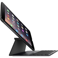 Belkin QODE Ultimate Pro Keyboard/Cover Case (Folio) for iPad Air - Black