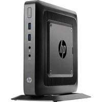 HP Thin Client - AMD G-Series GX-212JC Dual-core (2 Core) 1.20 GHz - 4 GB RAM DDR3L SDRAM - 16 GB SSD - AMD Radeon HD Graphics - Gigabit Ethernet - Windows Embedded