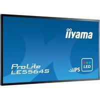 "iiyama ProLite LE5564S-B1 139.7 cm (55"") LED LCD Monitor - 16:9 - 8 ms"