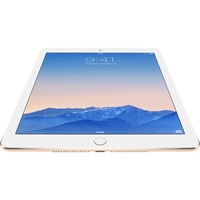 "Apple iPad Air 2 MH332B/A 128 GB Tablet - 24.6 cm (9.7"") - Retina Display, In-plane Switching (IPS) Technology - Wireless LAN - Apple - 4G - Apple A8X 1.50 GHz - Gol"