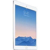 "Apple iPad Air 2 MH322B/A 128 GB Tablet - 24.6 cm (9.7"") - Retina Display, In-plane Switching (IPS) Technology - Wireless LAN - Apple - 4G - Apple A8X 1.50 GHz - Sil"
