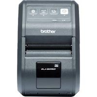 Brother RJ-3050 Thermal Transfer Printer - Monochrome - Handheld - Label Print