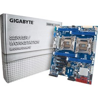 Gigabyte MD30-RS0 Server Motherboard - Intel C612 Chipset - Socket LGA 2011-v3 - ATX - 2 x Processor Support - 64 GB DDR4 SDRAM Maximum RAM - 1.87 GHz, 2.13 GHz, 1.6