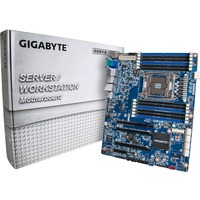 Gigabyte MU70-SU0 Server Motherboard - Intel C612 Chipset - Socket LGA 2011-v3 - ATX - 1 x Processor Support - 64 GB DDR4 SDRAM Maximum RAM - 1.87 GHz, 2.13 GHz, 1.6