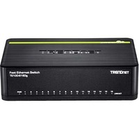 TRENDnet TE100-S16DG 16 Ports Ethernet Switch