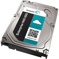 "Seagate Enterprise ST6000VN0001 6 TB 3.5"" Internal Hard Drive - SATA - 7200 - 128 MB Buffer"
