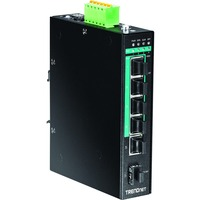 TRENDnet TI-PG541 5 Ports Ethernet Switch