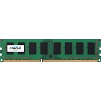 Crucial RAM Module - 8 GB - DDR3 SDRAM - 1866 MHz DDR3-1866/PC3-14900 - 1.35 V - Non-ECC - Unbuffered - CL13 - 240-pin - DIMM