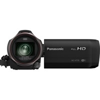 "Panasonic HC-V770 Digital Camcorder - 7.6 cm (3"") - Touchscreen LCD - BSI MOS - Full HD - Black - 16:9 - 6 Megapixel Image - 6 Megapixel Video - MP4, AVCHD, H.264/MP"