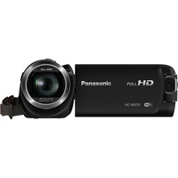 "Panasonic HC-W570 Digital Camcorder - 7.6 cm (3"") - Touchscreen LCD - BSI MOS - Full HD - Black - 16:9 - 2.2 Megapixel Image - 2.2 Megapixel Video - MP4, AVCHD, H.26"