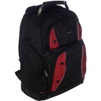 "Targus Drifter TSB23803EU Carrying Case (Backpack) for 40.6 cm (16"") Notebook - Black, Red - Shoulder Strap"