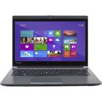 "Toshiba Portege Z30-B-111 33.8 cm (13.3"") LED Ultrabook - Intel Core i3 i3-5005U 2 GHz - Steel Gray Metallic"
