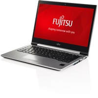 "Fujitsu LIFEBOOK U745 35.6 cm (14"") Touchscreen LED Ultrabook - Intel Core i5 i5-5200U 2.20 GHz - Silver"