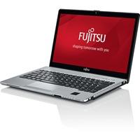 "Fujitsu LIFEBOOK S935 33.8 cm (13.3"") Touchscreen LED Notebook - Intel Core i5 i5-5200U 2.20 GHz - Black, Silver"