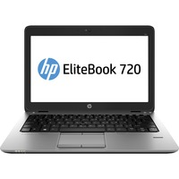 "HP EliteBook 720 G1 31.8 cm (12.5"") LED Notebook - Intel Core i3 i3-4030U 1.90 GHz - Gunmetal"