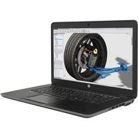 HP ZBook 15u G2 39.6 cm 15.6inch LED Notebook - Intel Core i5 i5-5200U 2.20 GHz - Black