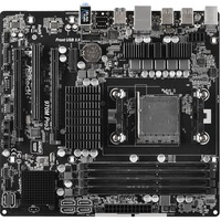 ASRock 970M Pro3 Desktop Motherboard - AMD 970 Chipset - Socket AM3+ - Micro ATX - 1 x Processor Support - 64 GB DDR3 SDRAM Maximum RAM - 2.40 GHz O.C. Memory Speed