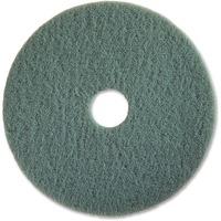 """Genuine Joe 20/"""" Scrubbing Floor Pad 5//carton Fiber Green gjo-90320"""