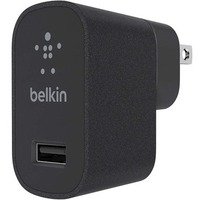 Belkin MIXITAnduarr; F8M731 AC Adapter - For Smartphone, iPhone, iPad, USB Device, Tablet PC - 230 V AC Input - 5 V DC/2.40 A Output