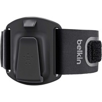 Belkin Clip-Fit Carrying Case (Armband) for iPhone 6 - Black - Impact Resistant, Slip Resistant