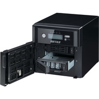Buffalo TeraStation WS5200DRW2 2 x Total Bays NAS Server - 1 x Intel Atom D2550 Dual-core (2 Core) 1.86 GHz - 4 TB HDD - 4 GB RAM DDR3 SDRAM - Serial ATA/300 - RAID