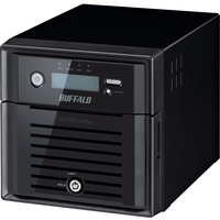 Buffalo TeraStation WS5200DRW2 2 x Total Bays NAS Server - 1 x Intel Atom D2550 Dual-core (2 Core) 1.86 GHz - 8 TB HDD - 4 GB RAM DDR3 SDRAM - Serial ATA/300 - RAID