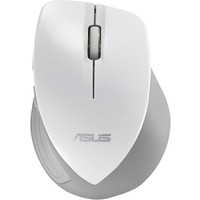 Asus WT465 Mouse - Optical - Wireless - White