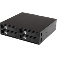 StarTech.com 4-Bay Mobile Rack Backplane for 2.5in SATA/SAS Drives - 4 x Total Bay